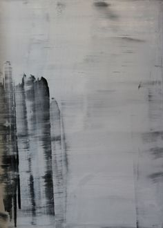 "Koen Lybaert; Oil 2013 Painting ""abstract N° 779"""