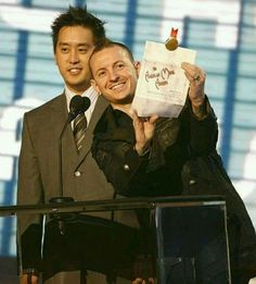 Chester❤ and Joe