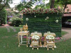 Thai Traditional wedding.