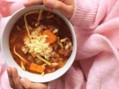 Minestrone soep: een echte maaltijdsoep #AfvallenUtrecht #GewichtsconsulentLeidscheRijn #soep
