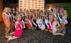 Miss America class of 2013