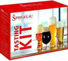 Spiegelau Beer Classics Tasting Kit ‐olutlasit, 4 kpl – Olut – Kattaus ja tarjoilu – Grillaus ja kokkaus – Verkkokauppa.com