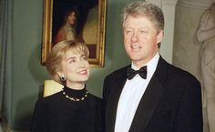 Rare Images of The Clintons That Will Shock You • Page 31 of 76 • FRANK151