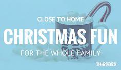 Close to Home Christmas Fun | Thirsties Baby