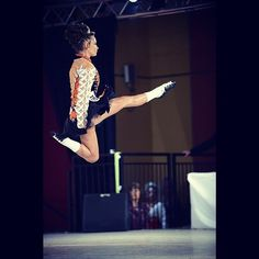 2014 World Champion Ceili Moore