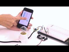 konashi - A physical computing toolkit for iPhone, iPod touch and iPad