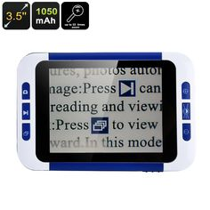 Portable Digital Magnifier Lcd Display To Magnification Three Color Modes Sd Ca Mobile Watch, Best Online Clothing Stores, Electronics Gadgets, Portable, Sd Card, Cool Gadgets, Books To Read, Digital, Reading