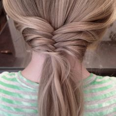 Another braid.(: