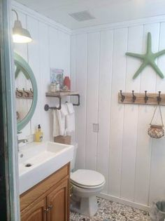 Beach Cottage Decor Ideas for Your Mobile Home – You're going to love this home!