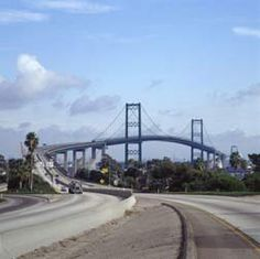 Vincent Thomas Bridge, San Pedro, CA