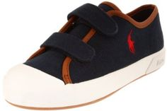 2d3ff6d6cfc Polo by Ralph Lauren Forman Low Ez II Sneaker (Toddler Little Kid). Boy Or  GirlPolo ...