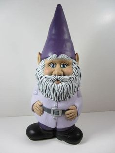 Purple Gnome