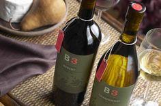 B3 | Wine Label Design by Auston Design Group