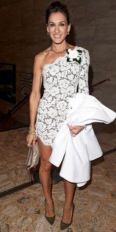 Sarah Jessica Parker wearing Stella McCartney .