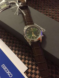 [SEIKO SARB017] New addition to my watch collection via /r/Watches