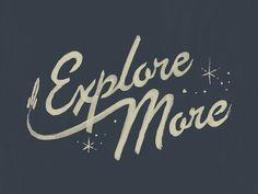 Explore More! Original: http://ift.tt/O1eXQW