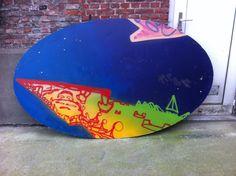 Graffiti artwork by Kool Koor 1992