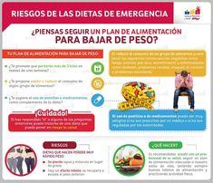 Dietas de emergencia