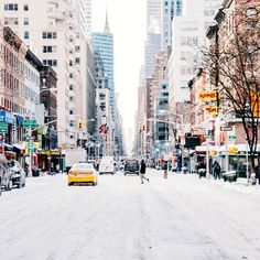 NYC Winter Photography, Landscape Photography, Nice Photography, New York Noel, New York City Central Park, Lake George Village, New York Winter, Snow Pictures, Concrete Jungle