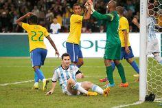 Esporte e Noticia Brasil: Neymar, lesão de Messi e pressão dão tom à moda an...