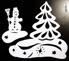 Paper Christmas Decorations, Christmas Banners, Christmas Crafts, Christmas Ornaments, Easter Colouring, Coloring Books, Diy And Crafts, Paper Crafts, Origami