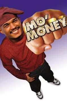 Mo' Money starring Comedian Damon Wayans. A rogue's gallery of outrageous characters as a con artist who tries to go legit for love. Amazon Affiliate Link.