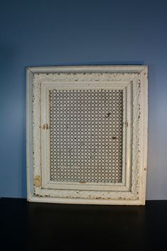 Very Large Chippy Piece of Architectural Salvage / Frame $75.00