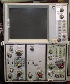 Tektronix OS-245(P)/U AN/USM-281C Oscilloscope (Tektronix 7603N11S)