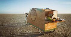 "Toyota Prius als ""Wohn-Mobil"" Toyota Prius, Small Camping Trailer, Tree Tent, Trailer Diy, Mini Camper, Micro Campers, Best Mountain Bikes, Bicycle Maintenance, Diy Camping"