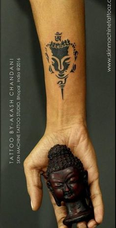 Tattoo of the Buddha