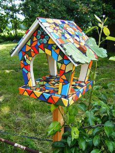 vogelvoederhuisje-mozaiek
