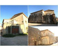 Achat & Vente maison Ledignan - 30350 - LEDIGNAN, Maison de village de 210m² avec garage de 85m² et