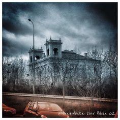 Pilsen  Czech Republic #plzen #plzeň #pilsen #pilsnerurquell #cz #czech #czechia #czechrepublic #česko #české #českárepublika #house #car #world #tree #2015 #DiscoverCZ #history #heritage