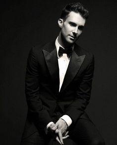 Adam Levine... Oh. My. God.