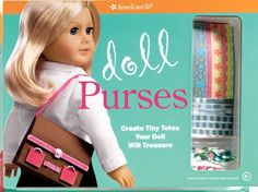 Doll Purses (American Girl Do-It-Yourself)