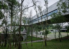 Vector Architects disguises community centre under grass roof
