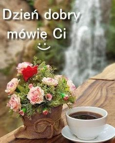 Good Morning Coffee, Good Morning Picture, Good Morning Flowers, Morning Pictures, Coffee Time, Good Morning Messages, Day For Night, Wesley, Mornings