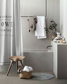 TDC: Hu0026M Home Spring Styling By Lotta Agaton, Art Direction By Therese  Sennerholt U0026 Photography By Pia Ulin // Light And Airy Bathroom, Natural  Light, ...