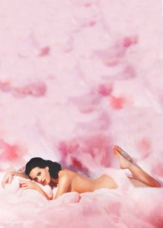 Katy Perry pink wallpaper