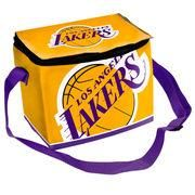 #BFCM #CyberMonday #NBAStore.com - #NBAStore.com Los Angeles Lakers Big Logo Insulated Lunch Bag - Gold - AdoreWe.com