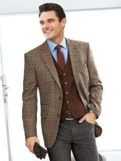 A Life Well Suited | Men's Fashion | Menswear | Men's Apparel | Business Style | Men's Outfit for Fall/Winter | Moda Masculina | Shop at designerclothingfans.com