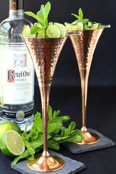 Champagne Mule - Mantitlement