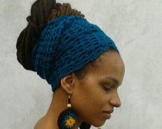 ILA Loc Wrap Multiwear Unisex Stretch Knit Headwrap by iladesigns