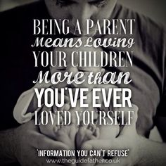 The Love...👌 #TheGuidefather #Parent #Love #Family #Truth #Children #Baby #Kids #Quote