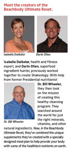 Creators of the Beachbody Ultimate Reset. Check more out at www.myultimatereset.com/run9233