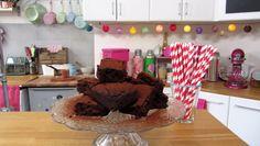 Red velvet brownies - recept   24Kitchen
