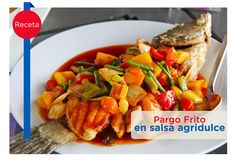Hoy, primer viernes de Cuaresma te recomendamos un delicioso Pargo Frito en salsa agridulce: http://vitamar.com.co/?p=3192