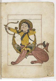 كـتـاب الـمـوالـيـد « Traité des nativités », attribué à Aboû Maʿschar