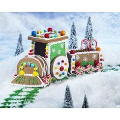 Gingerbread House Ideas and Pictures