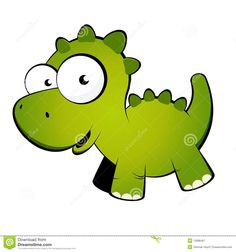 dinosaur cartoon images - Google Search